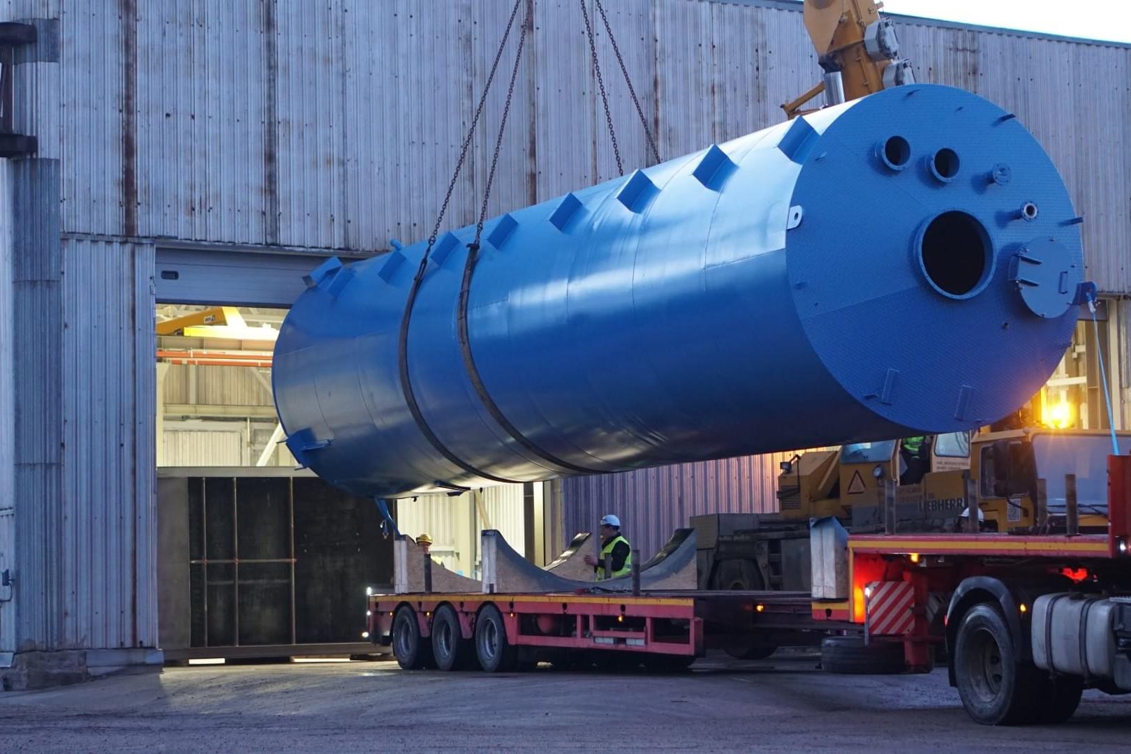 steel tanks silos