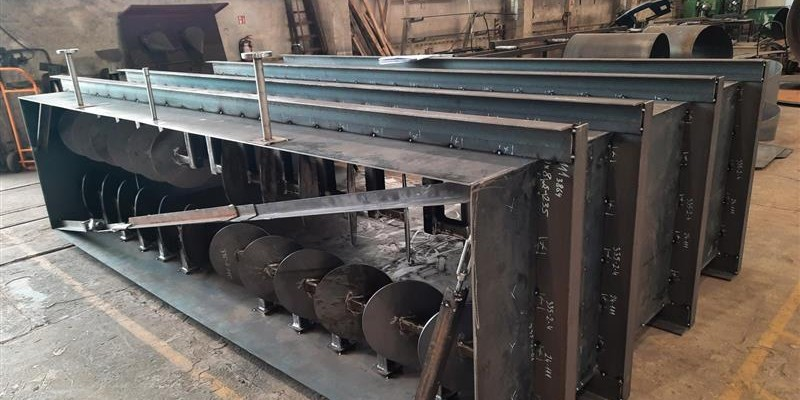 Air & Combustion Ducts